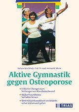 Buchumschlag: Aktive Gymnastik gegen Osteoporose