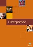 Deckblatt einer Osteoporose-Broschüre