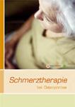 Deckblatt einer Schmerztherapie-Broschüre