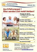 Kalender Deckblatt Februar 2011